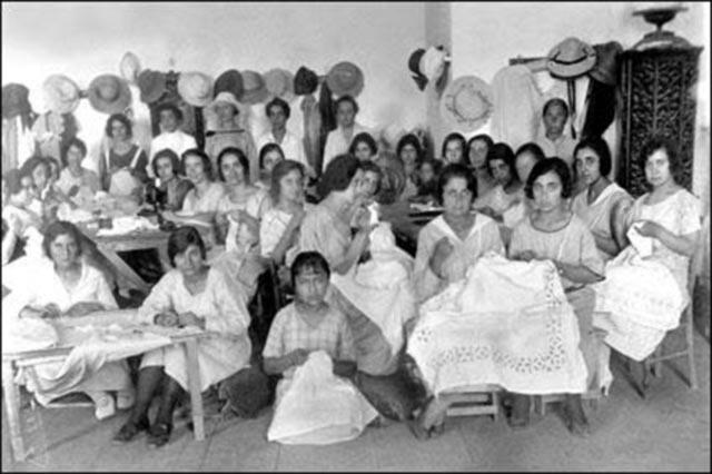 Ένταξη των γυναικών στον οικονομικά ενεργό πληθυσμό